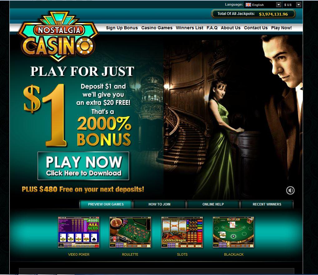 Nostalgia casino uk casino black devils casino