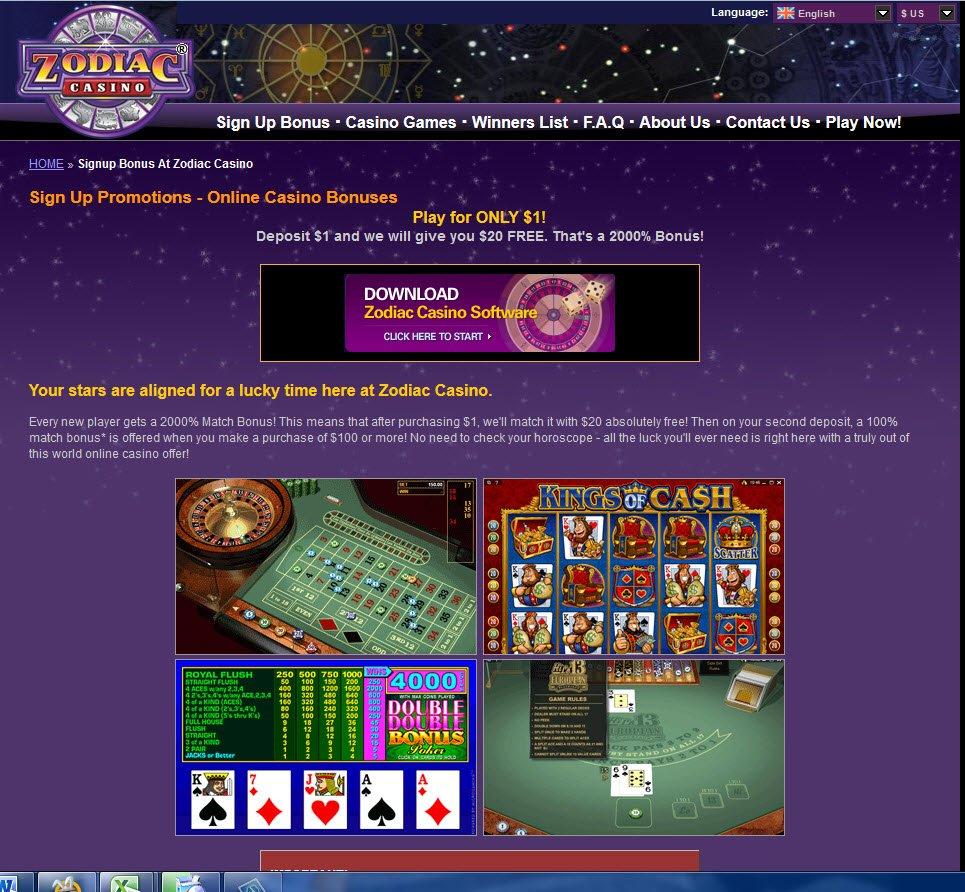 bonusy kasynowe online podczas rejestracji