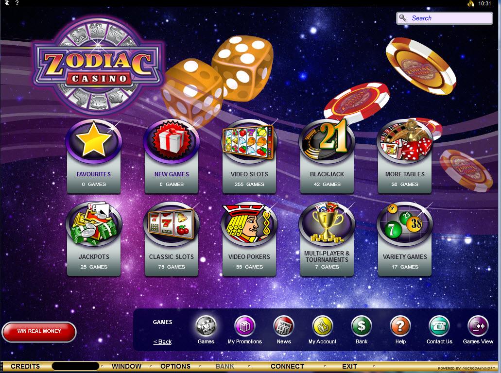Zodiac Casino Abzocke