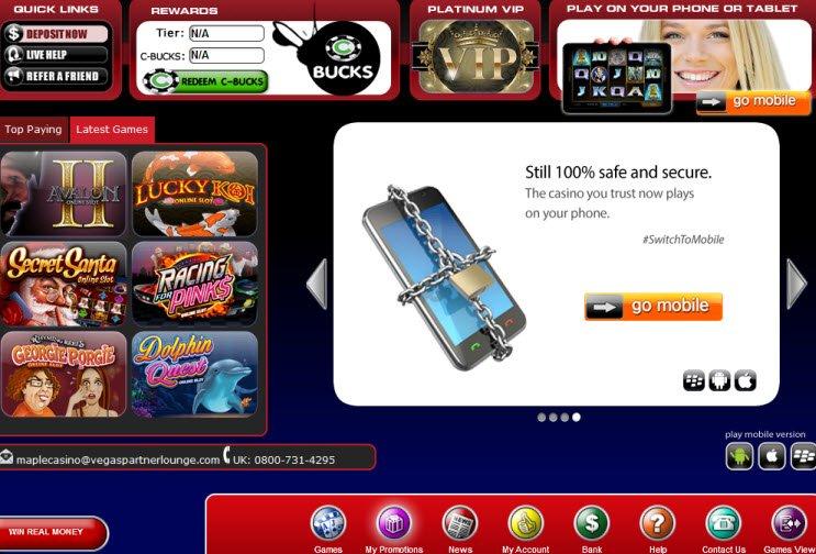 Najlepsze kasyna online i gry hazardowe w casino.com Polska