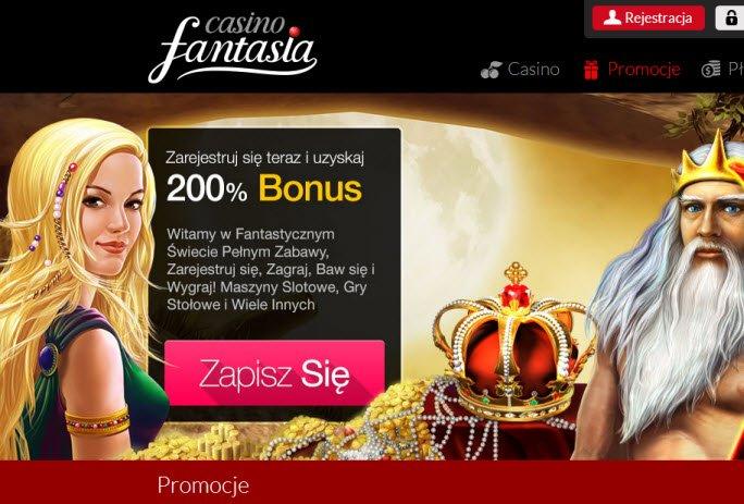 fantasia casino online