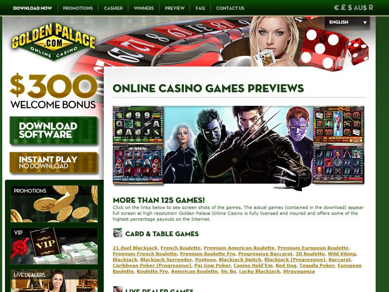 Golden palace online casino download absolutely no deposit casinos