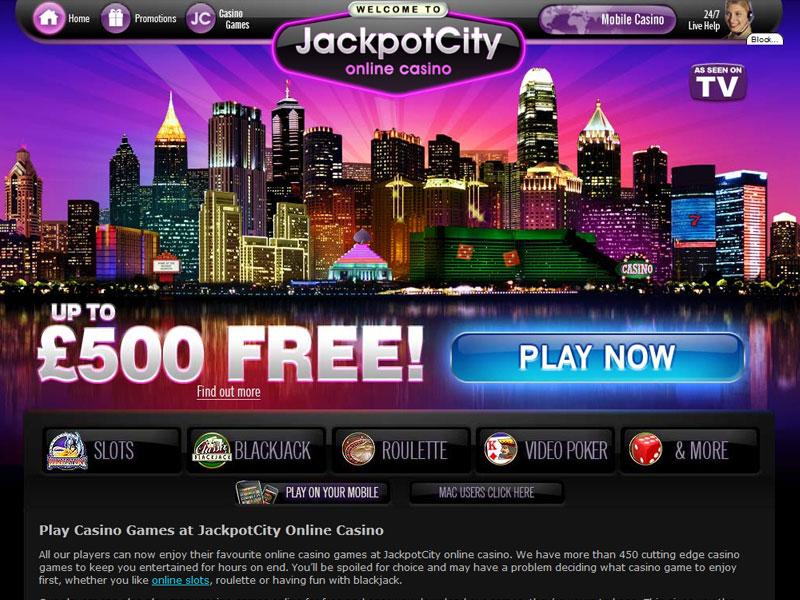 Jacpot city casino gambling commision california