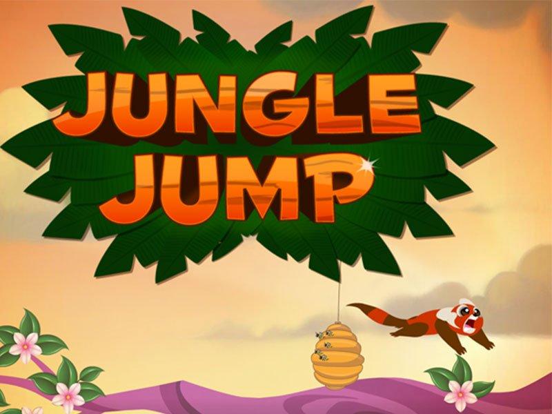 Jogo de slot Jungle Jump – Prêmios saltitantes e boas