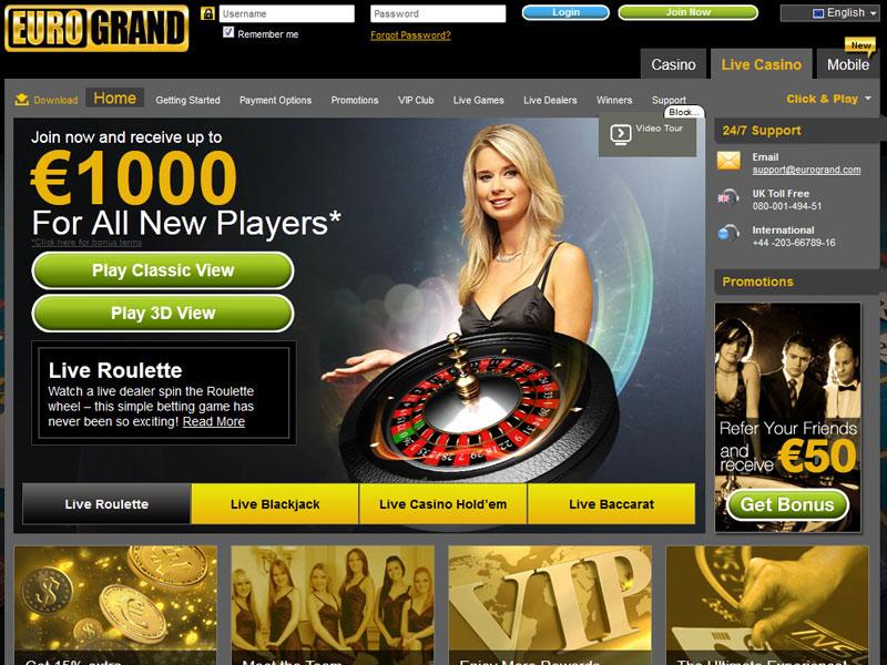 Сайт еврогранд казино безплатные игровые автоматы без регистрации