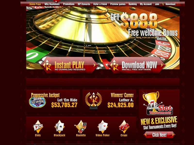 Rushmore casino bonus minimale inzet poker holland casino