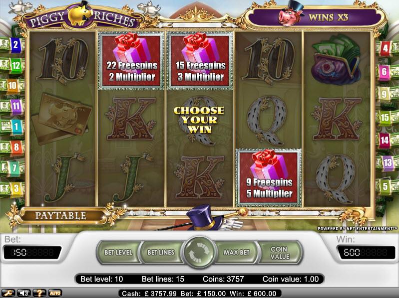 Netent no deposit bonus free spins