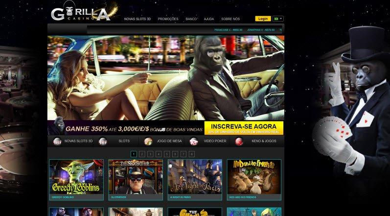 Gorila Casino