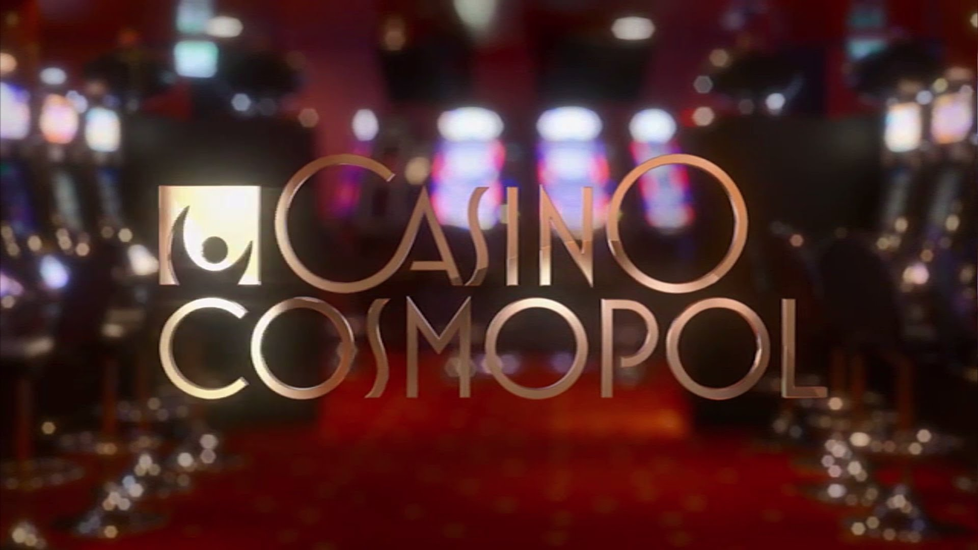 cosmo casino login