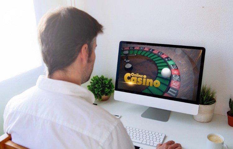 Jogando os melhores cassinos online
