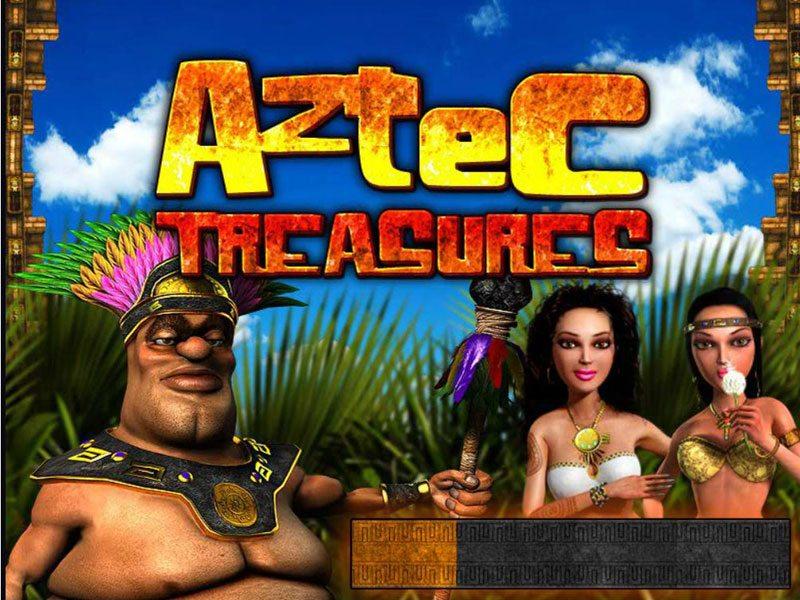 слот сокровища ацтеков