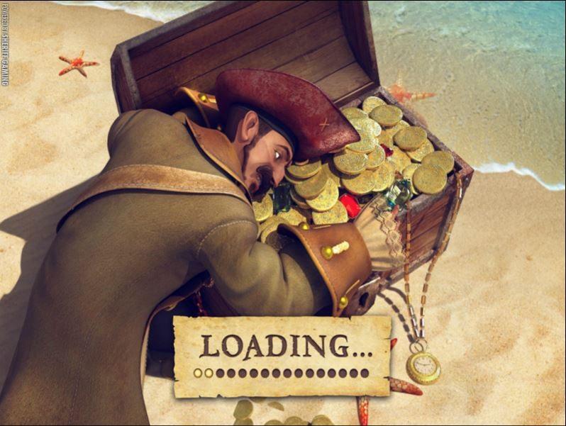 lost treasures автомат