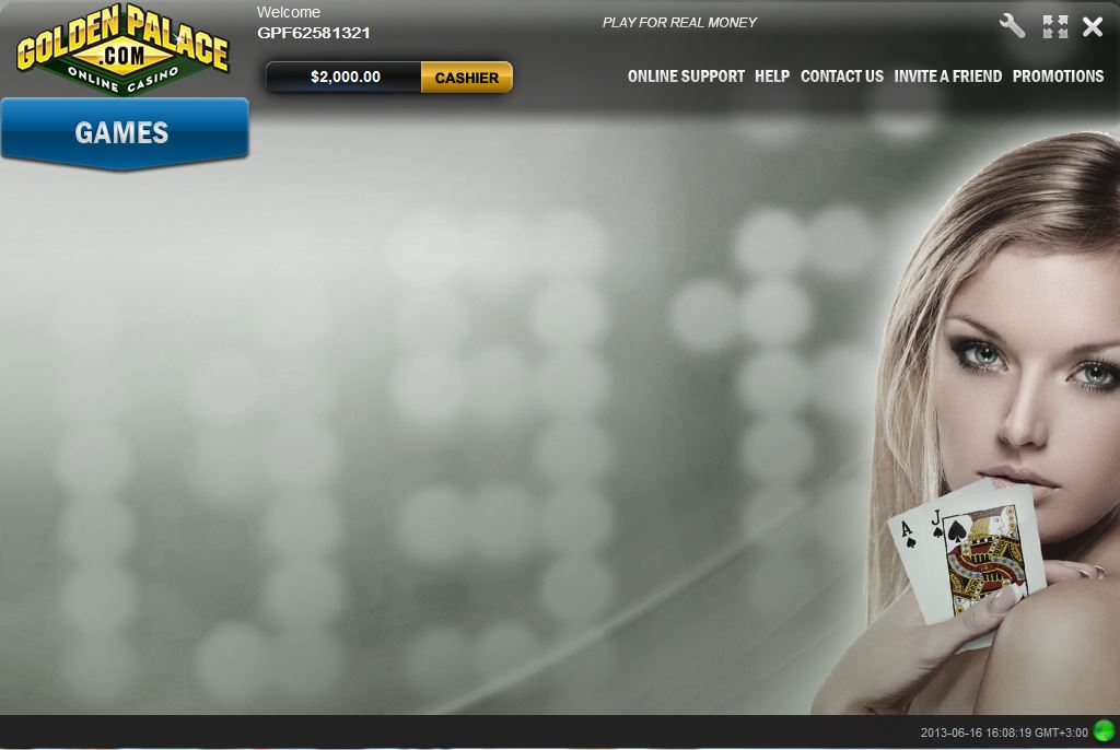Golden Palace казино онлайн