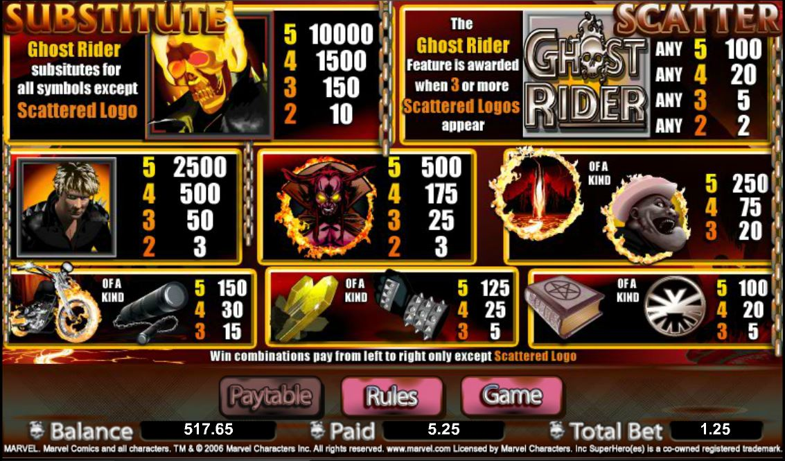 Boogeyman Black Casino