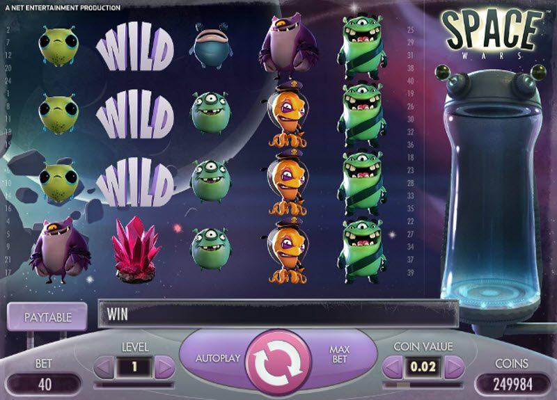 Игровой Автомат Вар Спейс