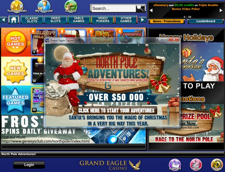 grandeagle casino