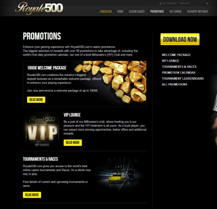 royal500 casino
