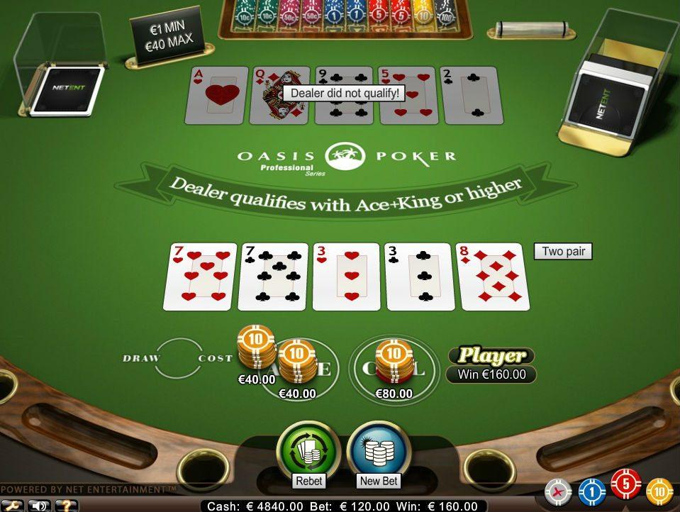 онлайн покера тенденции