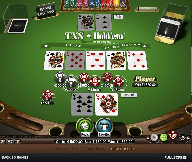 oasis poker pro series описание игрового автомата