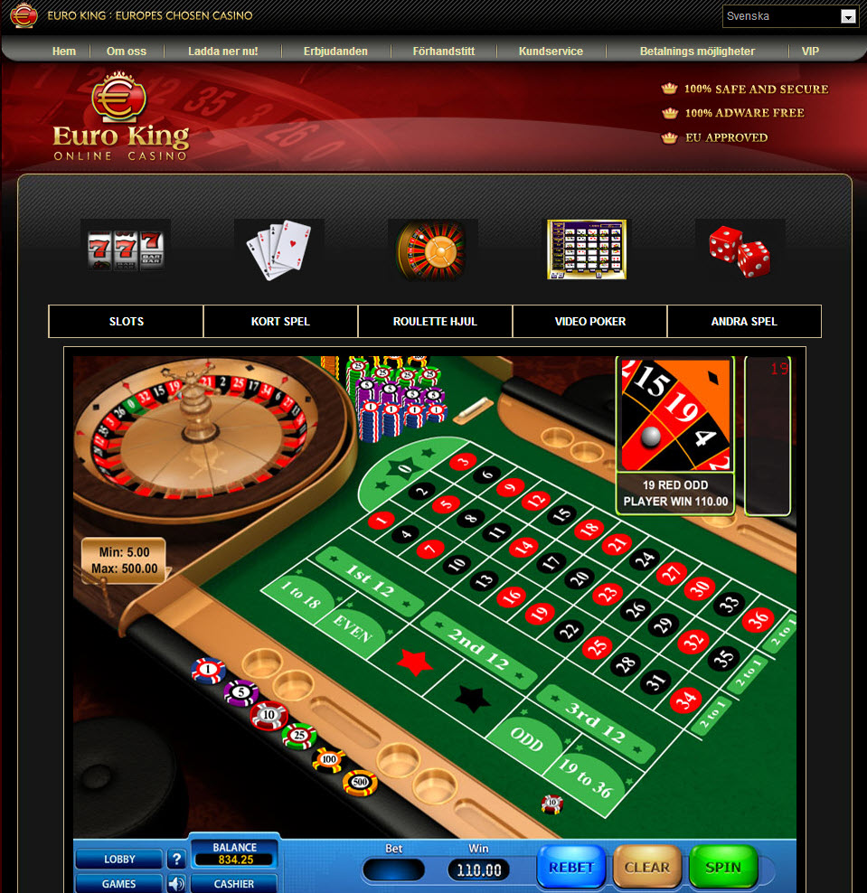 Euroking Casino