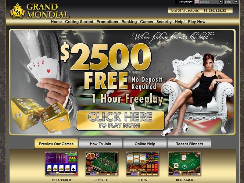 казино grand mondial отзывы