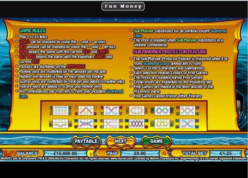 Marvel Slots online – Spela Marvel spelautomater gratis