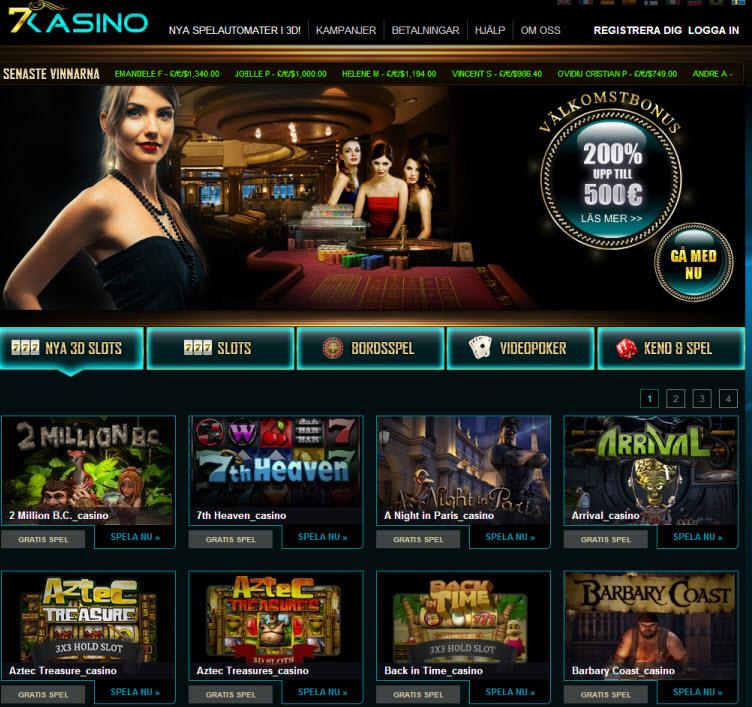 7 Kasino
