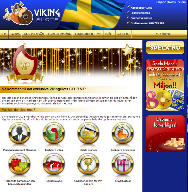 Viking slots | Euro Palace Casino Blog