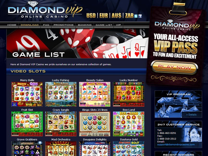 Diamondvip Casino