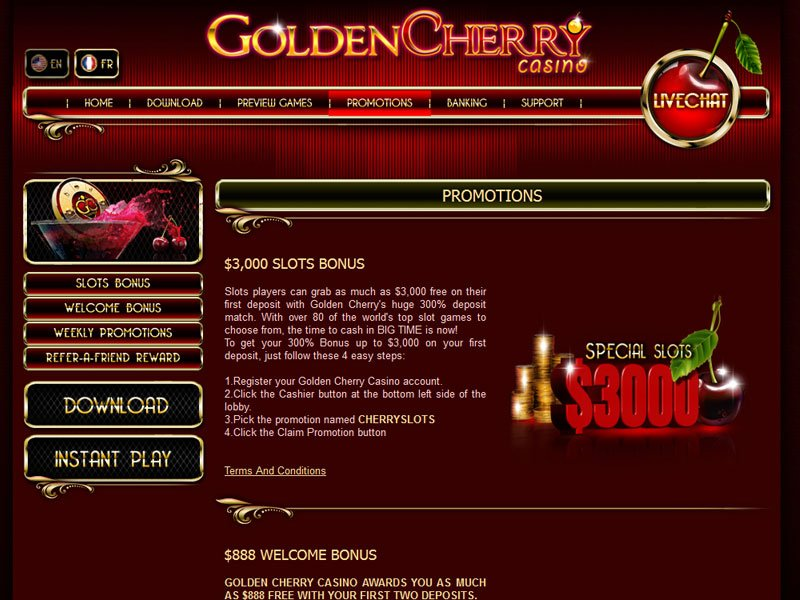 Golden cherry casino free slots carson city hotel and casino