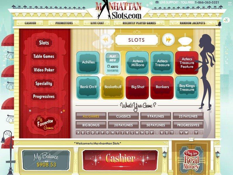 Slots online 100 rader