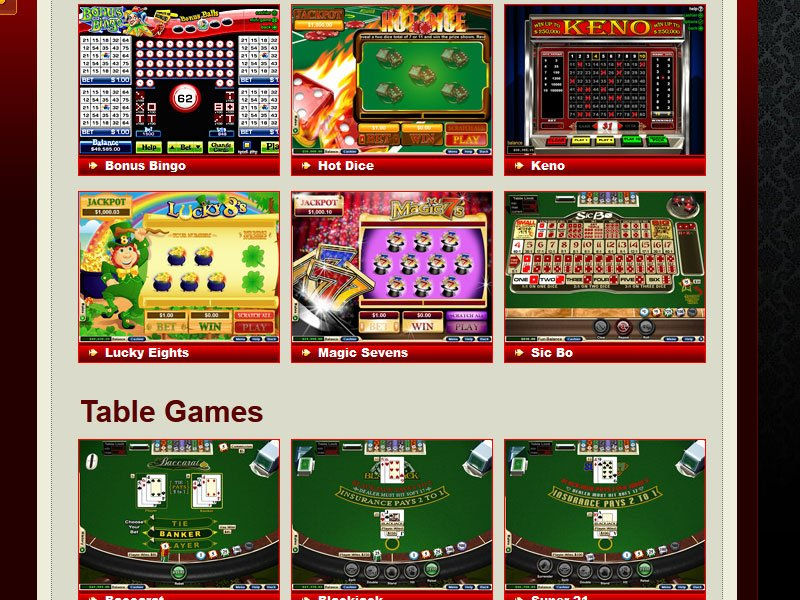 Win Palace Casino Instant Play