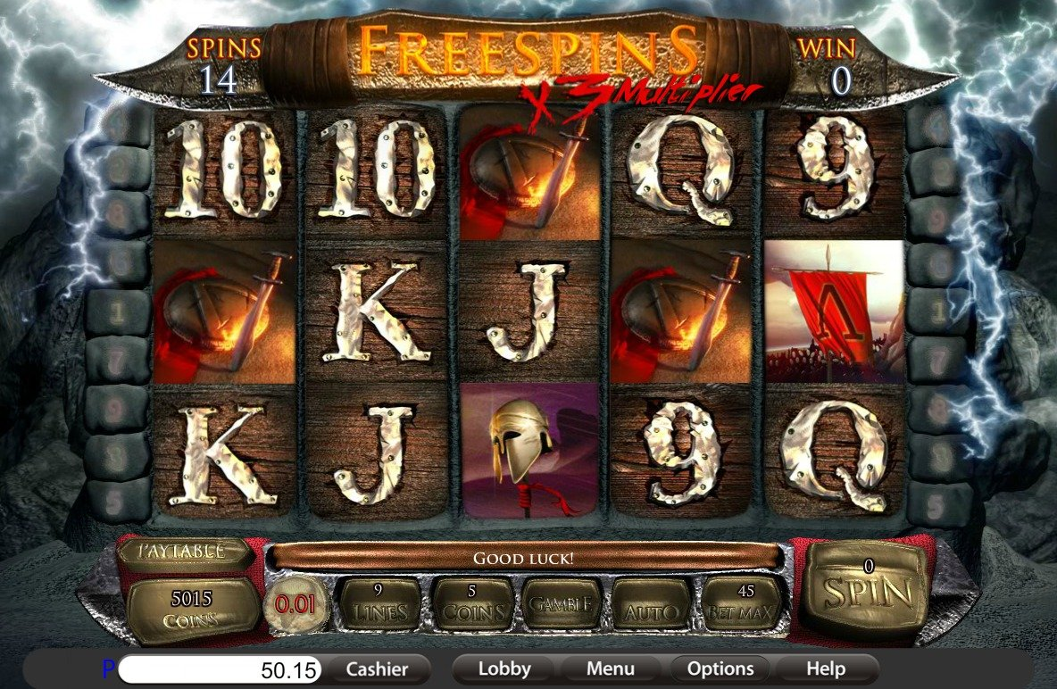 Spiele Age Of Spartans - Video Slots Online