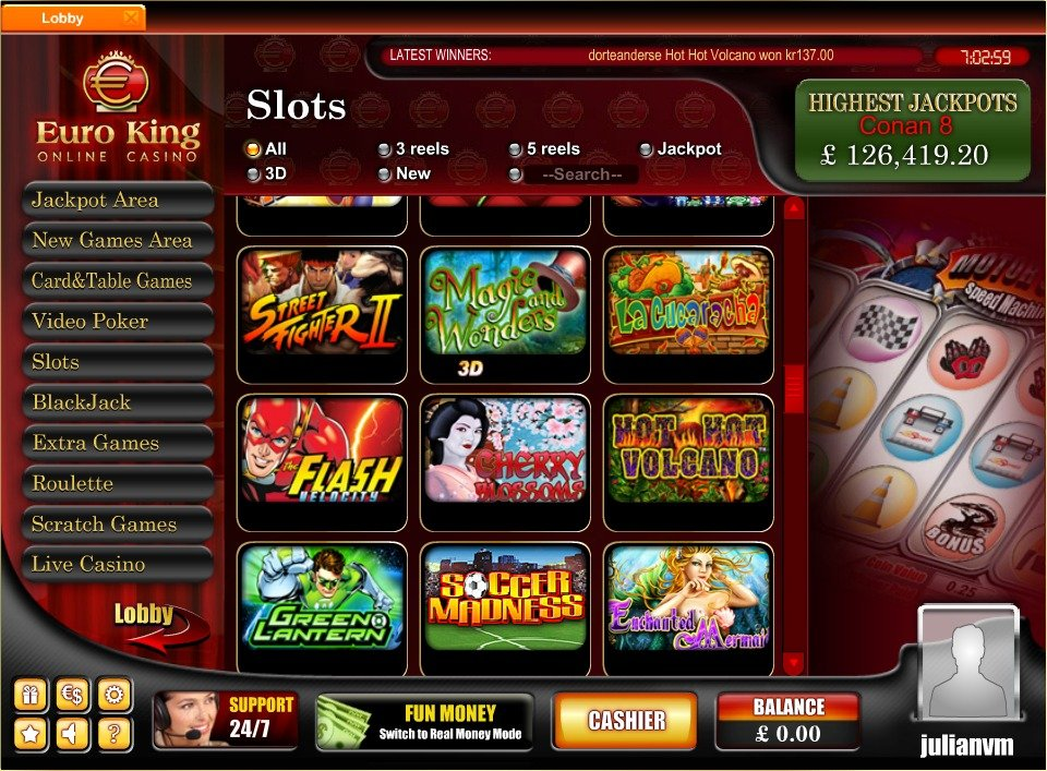 Euro Casinos