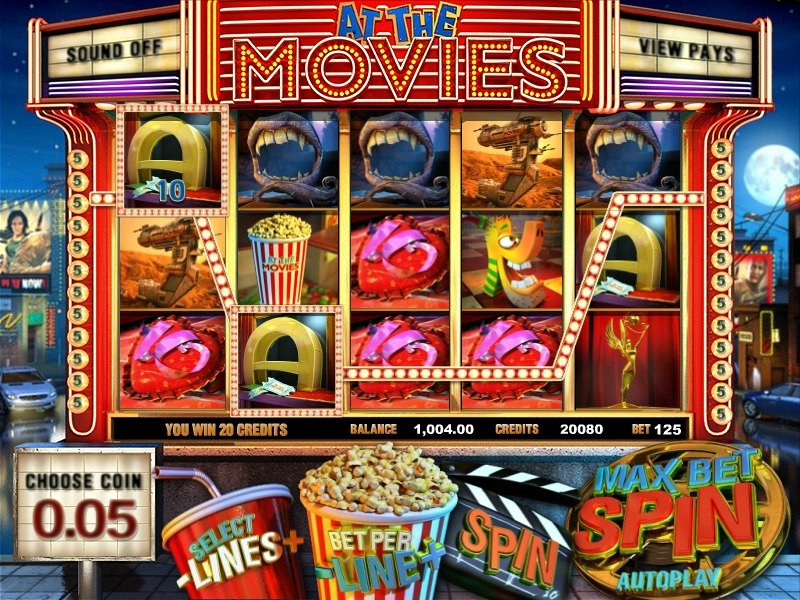 Movie Slot Machines