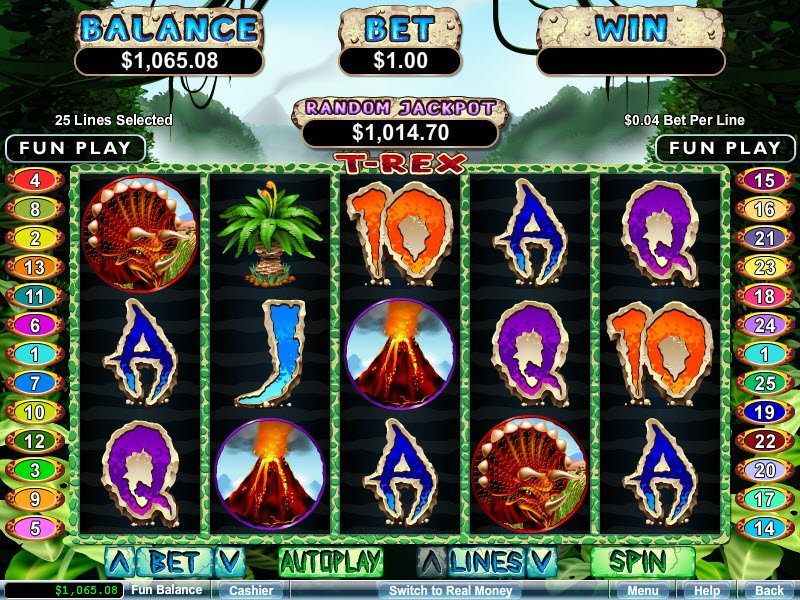 Roulette free play demo