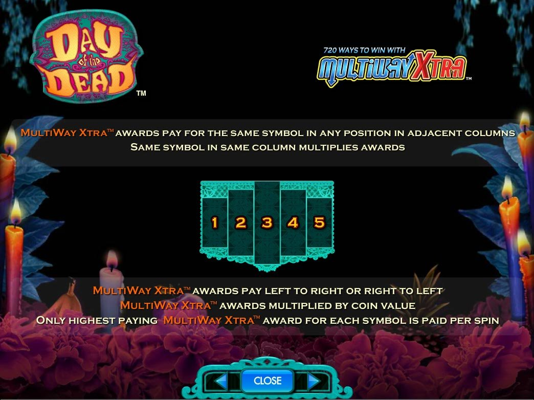 Dia de los Muertos Slots - Play Now with No Downloads