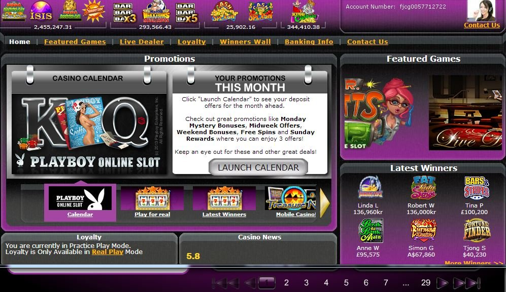 review of online jackpot city casino