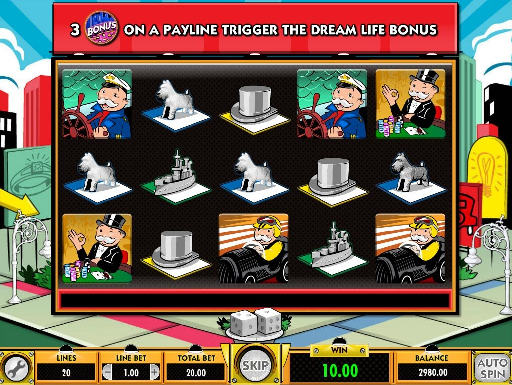 Monopoly Slots Free Monopoly Slots Comes To Ios Android For Free