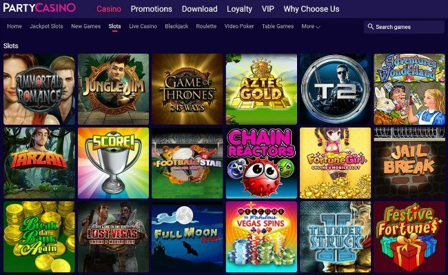 Partycasino online archive blog casino comment diego html san