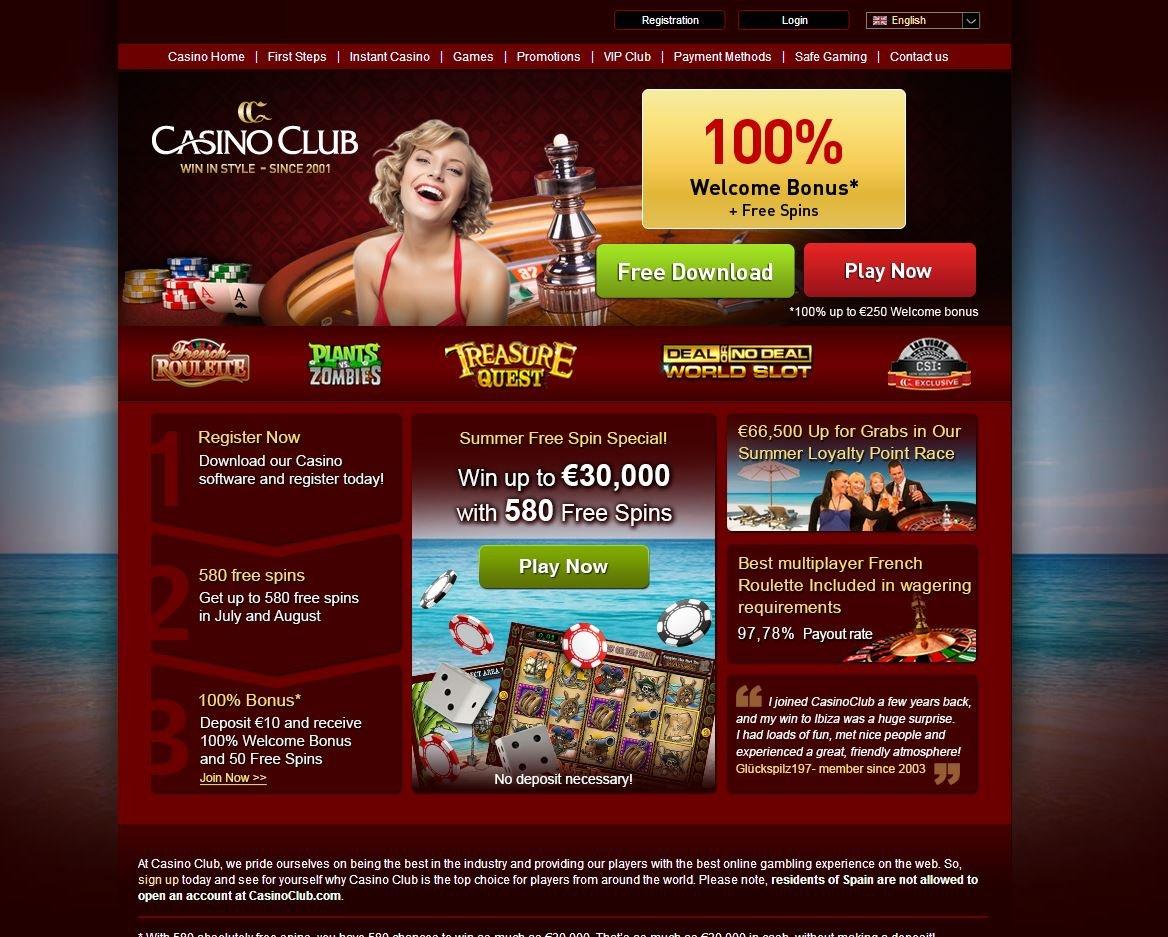Casinoclub com saharra casino