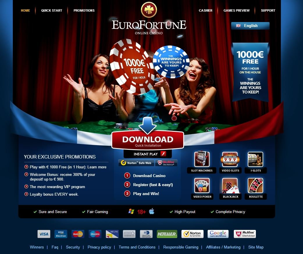 Eurofortune Casino