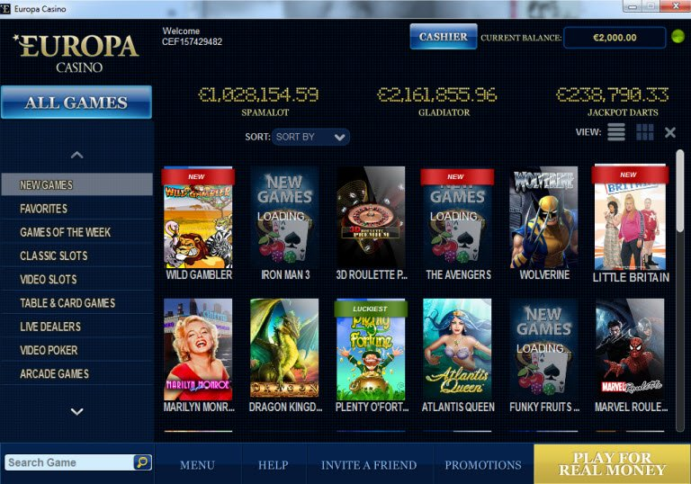 online casino europa lord of
