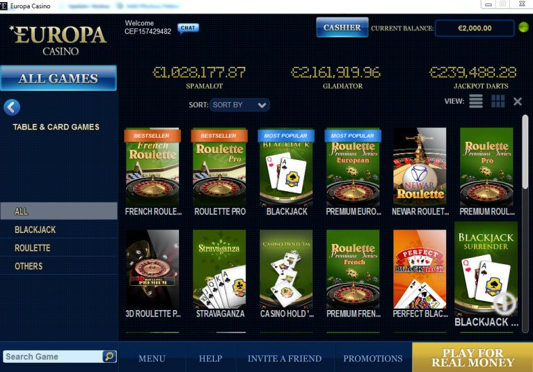 europa casino online faust online