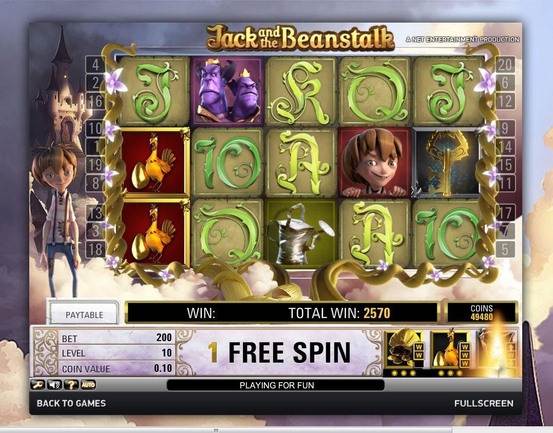 Betting slots