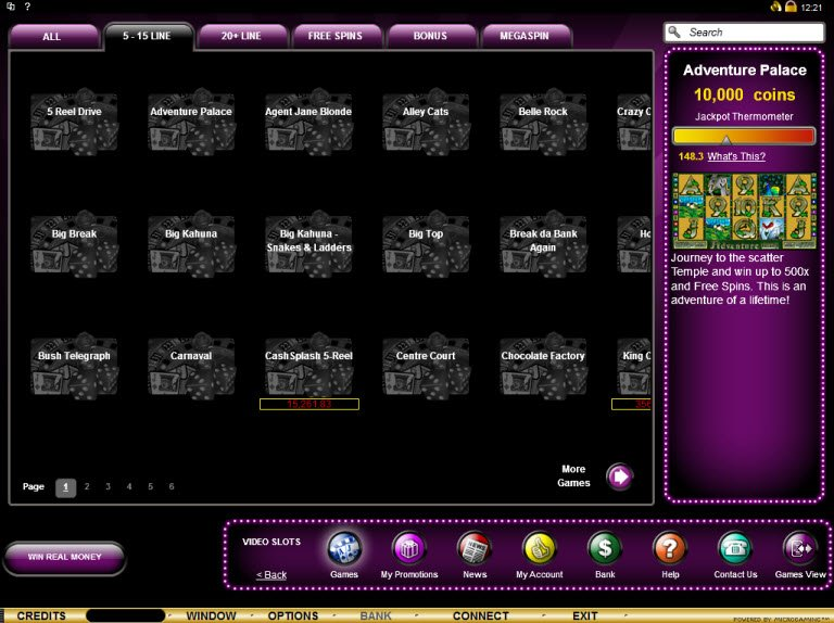 jackpotcity online casino  automat