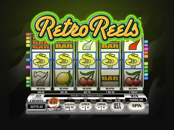 Spiele Retro Style - Video Slots Online