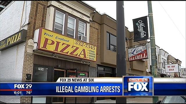 Philadelphia gambling pocono pa casino