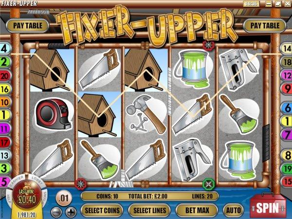 Spiele Fixer Upper - Video Slots Online