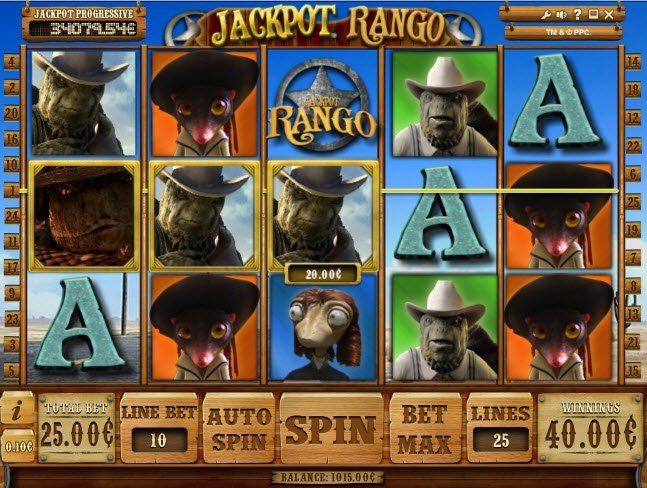 Rango™ Slot Machine Game to Play Free in iSoftBets Online Casinos